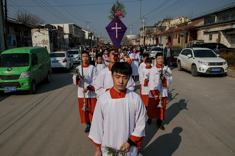 Vatican deal a new trial for a Catholic village in China