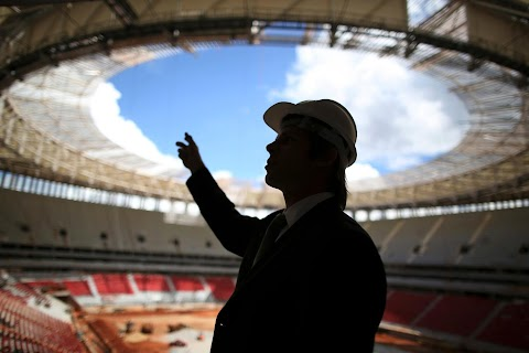 Scramble to complete Brazil stadiums