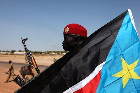 South Sudan in crisis