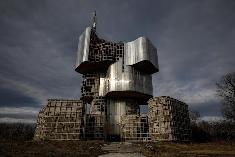 Yugoslavia's brutalist relics fascinate the Instagram generation