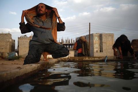 Mud, water, fire: building Sanaa