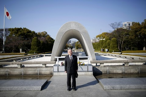 Hiroshima elders remember