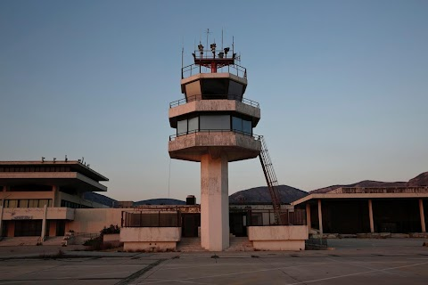Athens' ghost airport