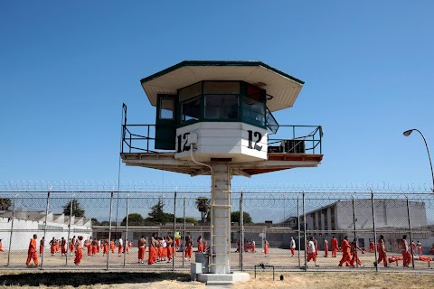 Overcrowding at Chino jail