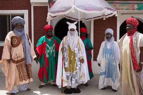 The emir of Kano