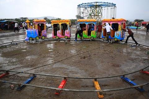 Tribal festival of Maralal