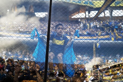 At Boca-River Superclasico, fans take centre stage