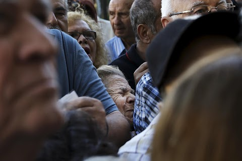 Greece's pension plight