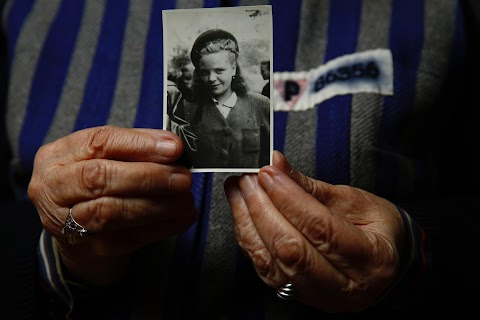 Auschwitz survivors - 70 years on