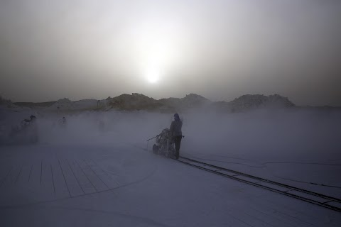 Egyptian quarrymen