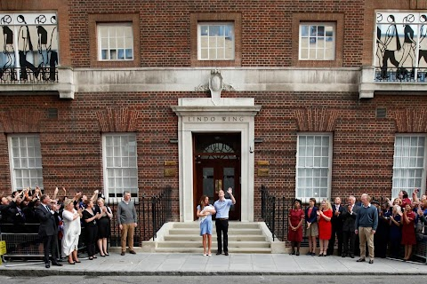 Labour pains of royal photography