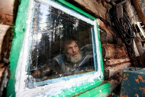 Alone in Siberia