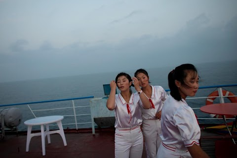 A North Korean cruise