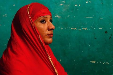 New Delhi woman bouncer pulls no punches
