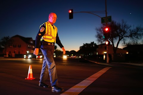 California seniors police patrol