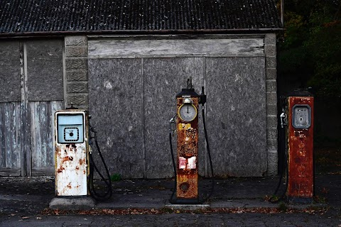 Bringing old petrol stations back to life