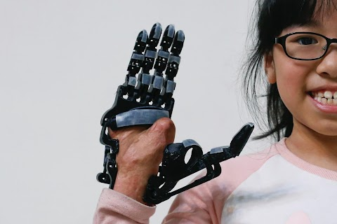 Printing prosthetics in Taiwan