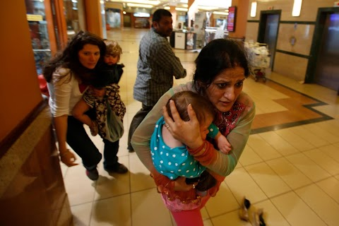 Witnessing the Nairobi mall massacre