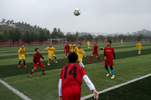 China's play for World Cup glory