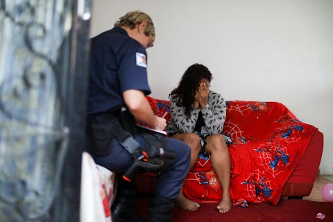 Brazil women suffer in silence as COVID-19 sparks domestic terror