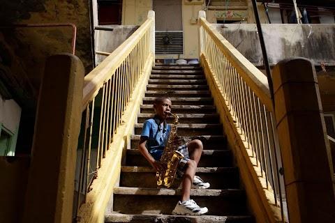 Junior Jazz in Panama City