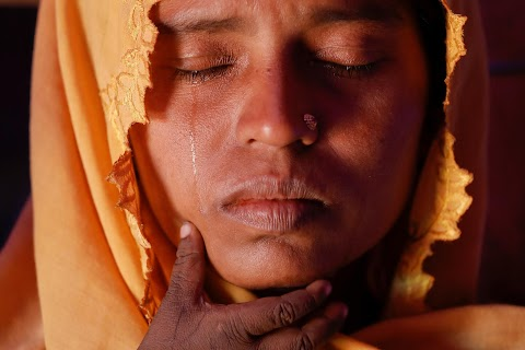 Rohingya widows find safe haven in Bangladesh camp