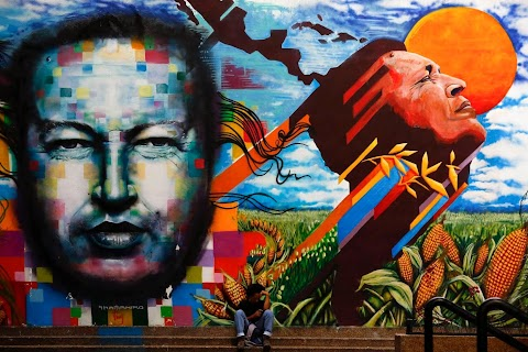 Chavez's utopian dream