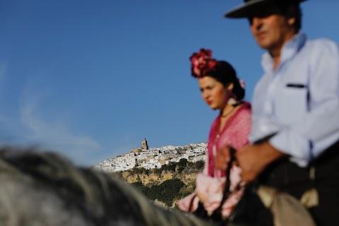 Life in Andalucia's pueblos blancos