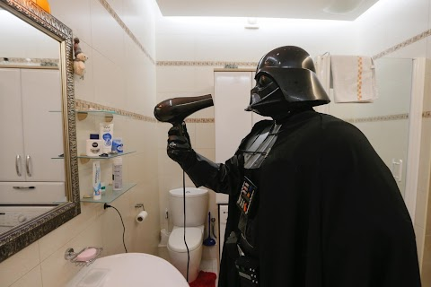 Being Darth Vader