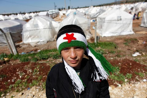 Syria's refugee children