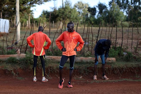 Going for gold in the Great Rift Valley