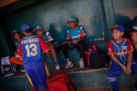 Young Venezuelan ball players \u0027wanted to stay\u0027 in U.S.
