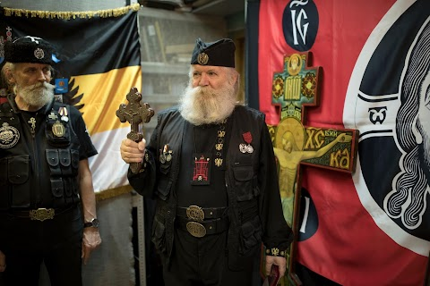 Russian Orthodox nationalists hope for tsar's return