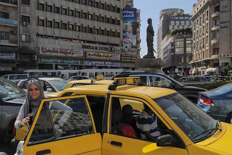 Normality returns for some in Damascus after fighting
