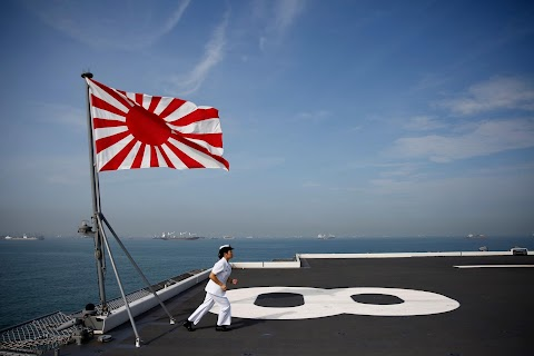Japan\u0027s women sailors on frontline of gender equality