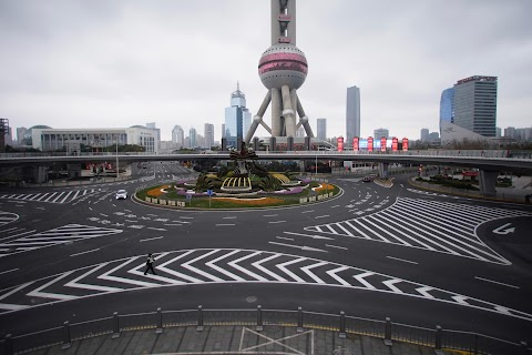 As Chinese cities become ghost towns, some seek out the space