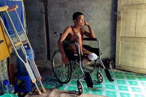 'For fallen souls' - A survivor says Myanmar fight must go on