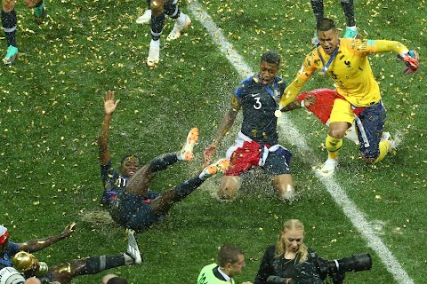 Photographers' best World Cup shots