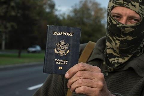 An American rebel in Ukraine