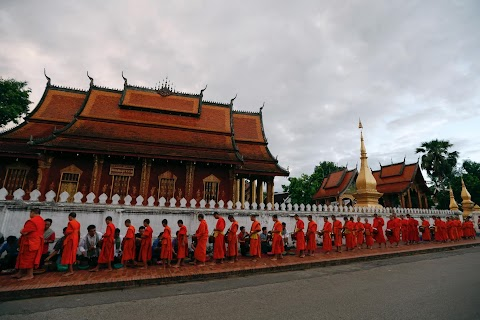 Laos' mythical Luang Prabang