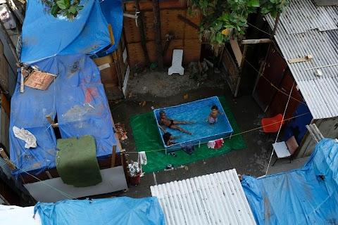 Brazil's factory slum