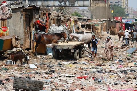 Life in Eshash el-Sudan