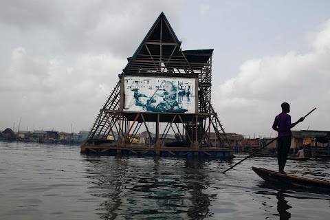 Nigeria's floating school