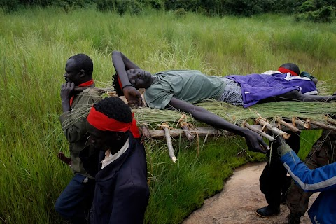 Short on supplies, South Sudan rebels fight on