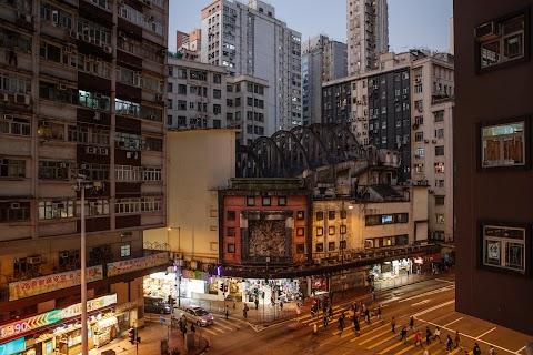 Young democrats shake up Hong Kong politics