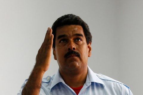 Uncertain victory for Chavez's heir