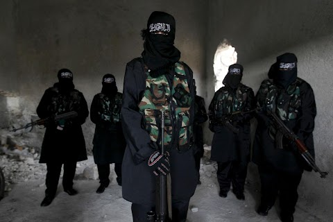 Women fighters on Syria's front line