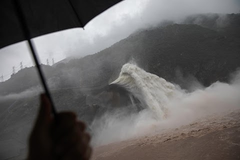 Dam nation: China crackdown spares big hydro projects