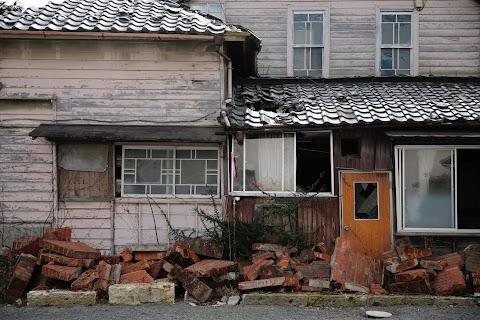 Returning to deserted Fukushima