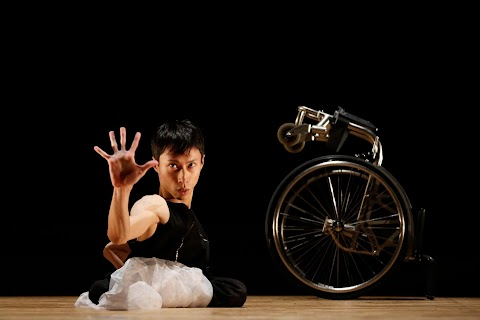 Meet the Japanese wheelchair dancer who dreams of performing at Olympics ceremony